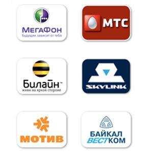 Операторы сотовой связи Ленинского