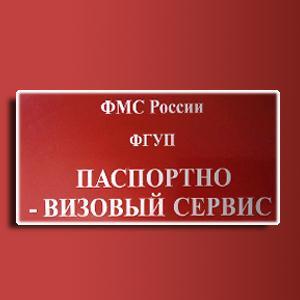 Паспортно-визовые службы Ленинского