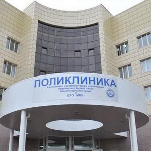 Поликлиники Ленинского