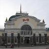 Железнодорожные вокзалы в Ленинском
